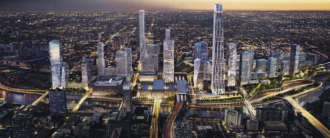 30th Street Station: Growing Philly's Future