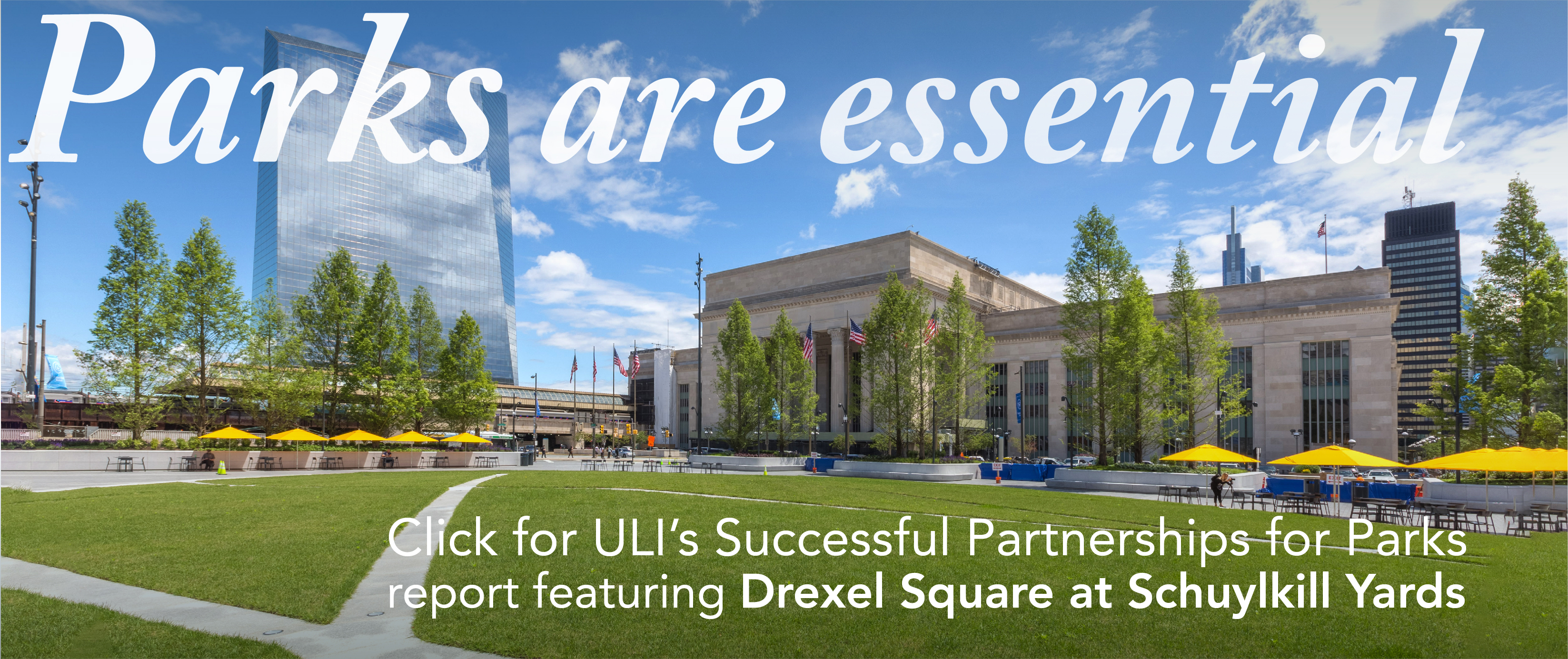 ULI Successful Partnership: Drexel Square