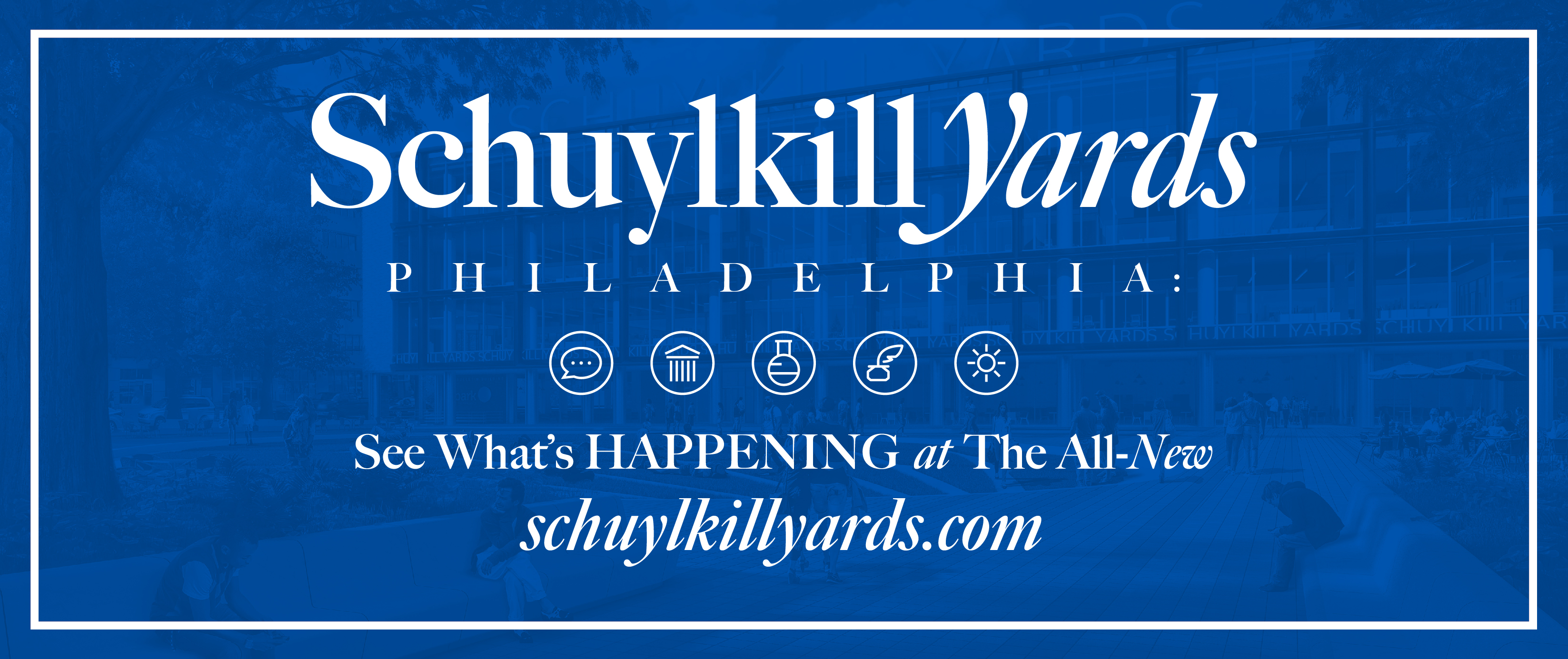 "Drexel & Brandywine Partner On Philadelphia's ""Schuylkill Yards"" Innovation Development"